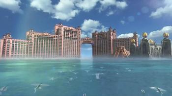Atlantis TV Spot, '$250 Airfare Credit and Dolphin Interaction' - Thumbnail 4