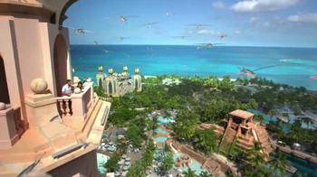 Atlantis TV Spot, '$250 Airfare Credit and Dolphin Interaction' - Thumbnail 5