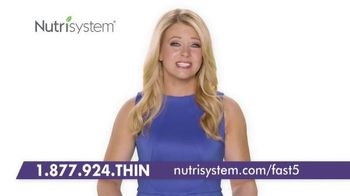 Nutrisystem Fast 5+ TV Spot, 'What You Need' Featuring Melissa Joan Hart - 543 commercial airings