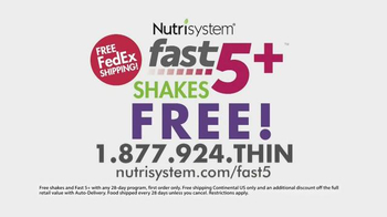 Nutrisystem Fast 5+ TV Spot, 'What You Need' Featuring Melissa Joan Hart - Thumbnail 10
