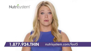 Nutrisystem Fast 5+ TV Spot, 'What You Need' Featuring Melissa Joan Hart - Thumbnail 3