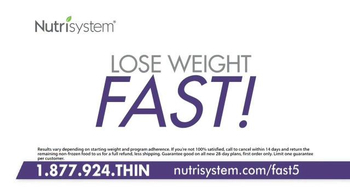 Nutrisystem Fast 5+ TV Spot, 'What You Need' Featuring Melissa Joan Hart - Thumbnail 4