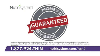 Nutrisystem Fast 5+ TV Spot, 'What You Need' Featuring Melissa Joan Hart - Thumbnail 5