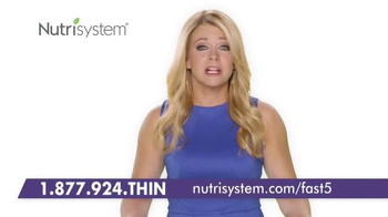 Nutrisystem Fast 5+ TV Spot, 'What You Need' Featuring Melissa Joan Hart - Thumbnail 9