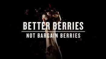 Tillamook Yogurt TV Spot, 'Not Bargain Berries'