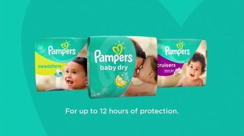 Pampers Diapers TV Spot, 'Pampers Believes in a Better Night's Sleep' - Thumbnail 10