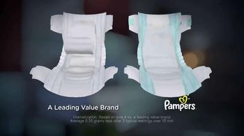 Pampers Diapers TV Spot, 'Pampers Believes in a Better Night's Sleep' - Thumbnail 7
