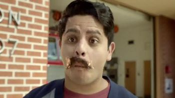 Jack in the Box Blazin' Chicken TV Spot, 'Mustache PSA' - 185 commercial airings