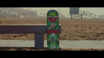Mountain Dew TV Spot, 'Fireboard' Featuring Sean Malto - Thumbnail 1