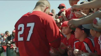 Major League Baseball TV Spot, '#THIS: Major League Baseball 2015' - 22 commercial airings