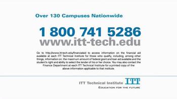 ITT Technical Institute TV Spot, 'Jose Gonzalez' - Thumbnail 10