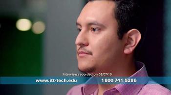 ITT Technical Institute TV Spot, 'Jose Gonzalez' - Thumbnail 4