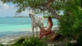 DIRECTV TV Spot, 'Hannah Davis and Her Horse' - 3911 commercial airings