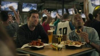 Buffalo Wild Wings TV Spot, 'Bandwagon' Featuring Stephen Rannazzisi - Thumbnail 1