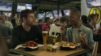 Buffalo Wild Wings TV Spot, 'Bandwagon' Featuring Stephen Rannazzisi - Thumbnail 6