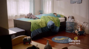 Pampers Easy Ups TV Spot, 'Train Museum' - Thumbnail 1