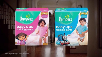 Pampers Easy Ups TV Spot, 'Train Museum' - Thumbnail 9
