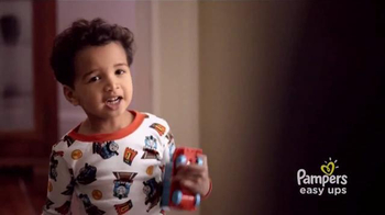 Pampers Easy Ups TV Spot, 'Train Museum' - Thumbnail 4