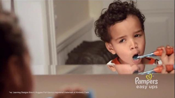 Pampers Easy Ups TV Spot, 'Train Museum' - Thumbnail 5