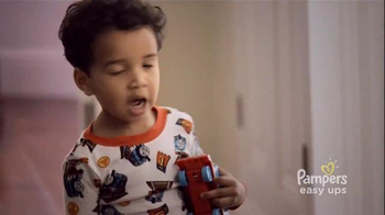 Pampers Easy Ups TV Spot, 'Train Museum' - Thumbnail 7