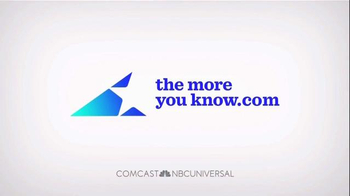 The More You Know TV Spot, 'Health' Featuring Benjamin Stockham - Thumbnail 9