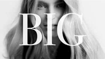 John Frieda 7 Day Volume TV Spot, 'Go Big and Stay Big'