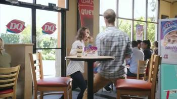 Dairy Queen Salted Caramel Truffle Blizzard Treat TV Spot, 'Spoon Duel' - Thumbnail 2