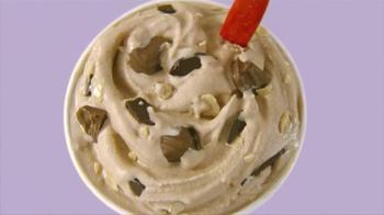 Dairy Queen Salted Caramel Truffle Blizzard Treat TV Spot, 'Spoon Duel' - Thumbnail 8