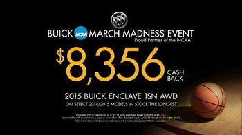 Buick NCAA March Madness Event TV Spot, 'Nosy Neighbors' - Thumbnail 9
