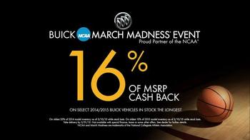 Buick NCAA March Madness Event TV Spot, 'Nosy Neighbors' - Thumbnail 8