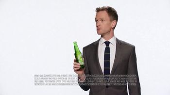 Heineken Light TV Spot, 'Money Back' Featuring Neil Patrick Harris