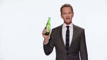 Heineken Light TV Spot, 'Money Back' Featuring Neil Patrick Harris - Thumbnail 1