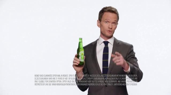 Heineken Light TV Spot, 'Money Back' Featuring Neil Patrick Harris - Thumbnail 6