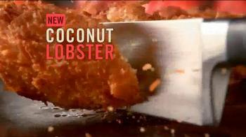 Outback Steakhouse Steak & Lobster TV Spot, 'Try the Coconut Lobster' - Thumbnail 2
