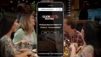 Outback Steakhouse Steak & Lobster TV Spot, 'Try the Coconut Lobster' - Thumbnail 7