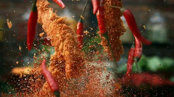 Popeyes Red Stick Chicken TV Spot, 'Pick a Perfect Pepper' - Thumbnail 4