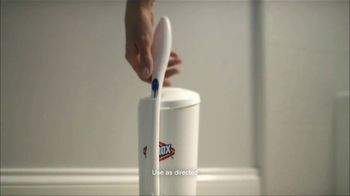 Clorox Toilet Wand TV Spot, 'A Family of Five' - Thumbnail 5