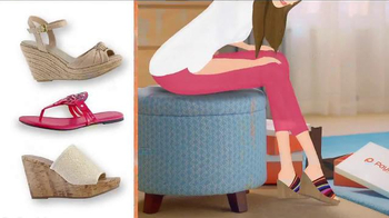 Payless Shoe Source Under $20 Sale TV Spot, 'New Spring Shoes'