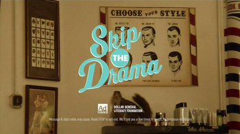 Finish Your Diploma TV Spot, 'Barbershop' - Thumbnail 8
