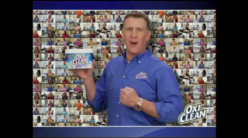 OxiClean White Revive TV Spot, 'Whiter and Brighter'