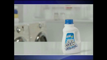 OxiClean White Revive TV Spot, 'Whiter and Brighter' - Thumbnail 2