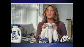 OxiClean White Revive TV Spot, 'Whiter and Brighter' - Thumbnail 5