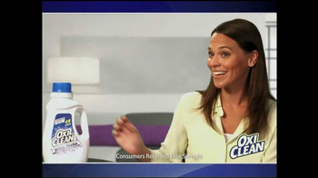 OxiClean White Revive TV Spot, 'Whiter and Brighter' - Thumbnail 8