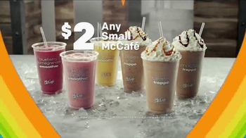 McDonald's McCafé TV Spot, 'Clouds' - Thumbnail 8
