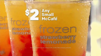 McDonald's McCafé TV Spot, 'Clouds' - Thumbnail 7