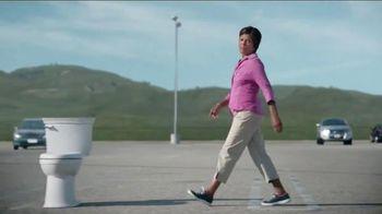 American Standard VorMax Toilet TV Spot, 'Skid Marks'