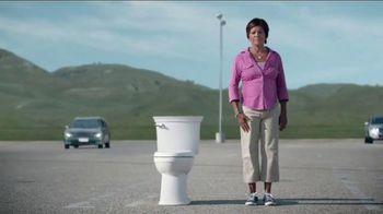 American Standard VorMax Toilet TV Spot, 'Skid Marks' - Thumbnail 6