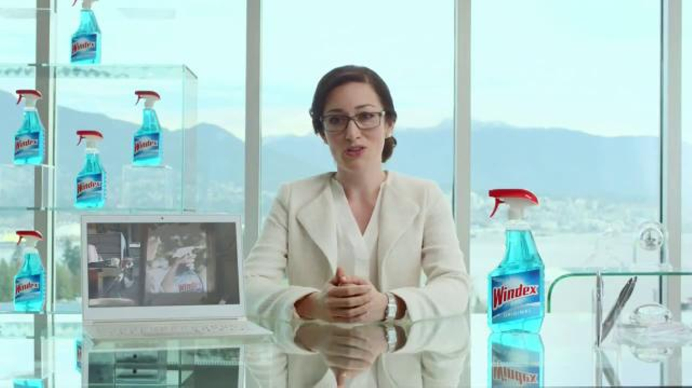 Windex TV Commercial, 'An Official Message From Windex'