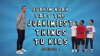 Foot Locker TV Spot, 'Joakim Noah Says the Joakimiest Things: Secret'