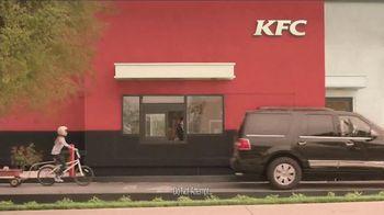 KFC Red Velvet Cake TV Spot, 'Bike'
